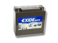 EXIDE BIKE Factory Sealed 16Ah, 12V, GEL12-16